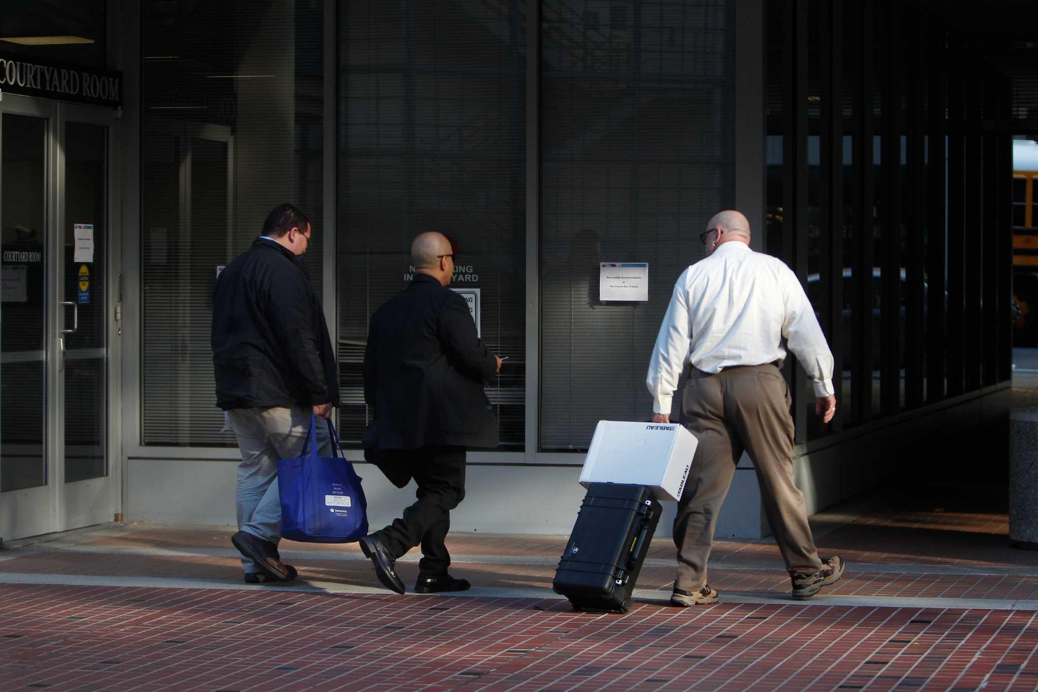 investigators search cpuc in judge shopping criminal probe sfgate box san francisco office 5