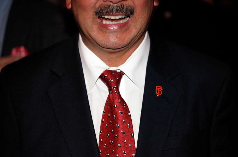 The success of propositions he backed may have given Ed Lee something to smile about. Photo: Pete Kiehart / The Chronicle / ONLINE_YES