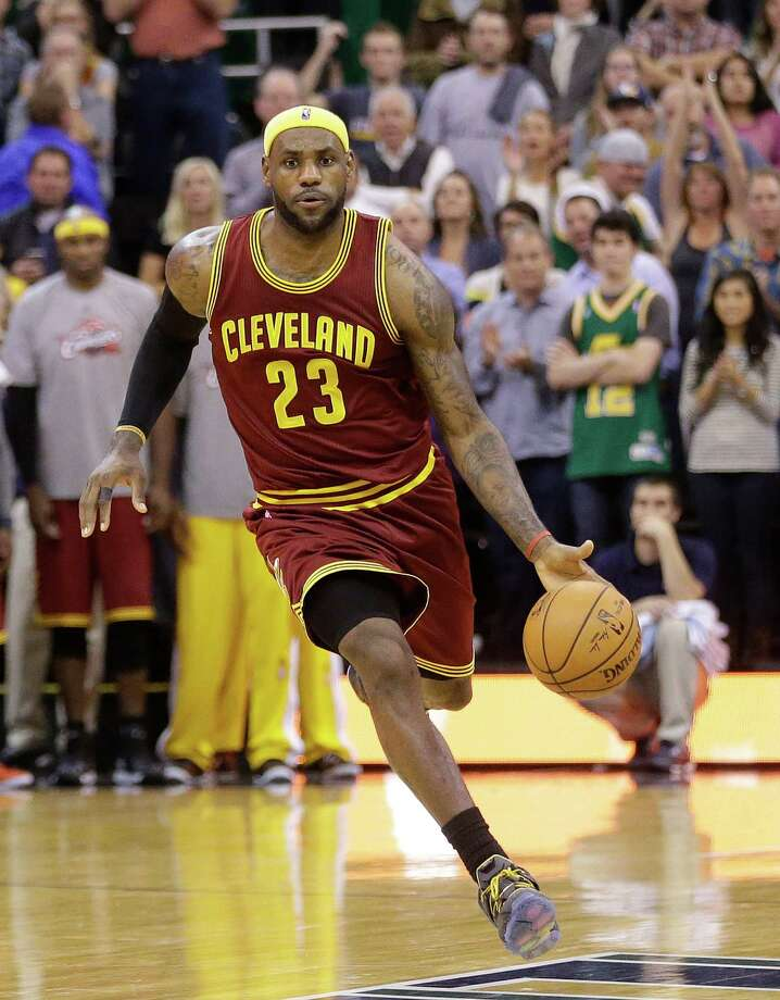Since LeBron James returned to the Cavaliers, Cleveland is just 1-3 and dealing with growing pains. Photo: Rick Bowmer / Rick Bowmer / Associated Press / AP