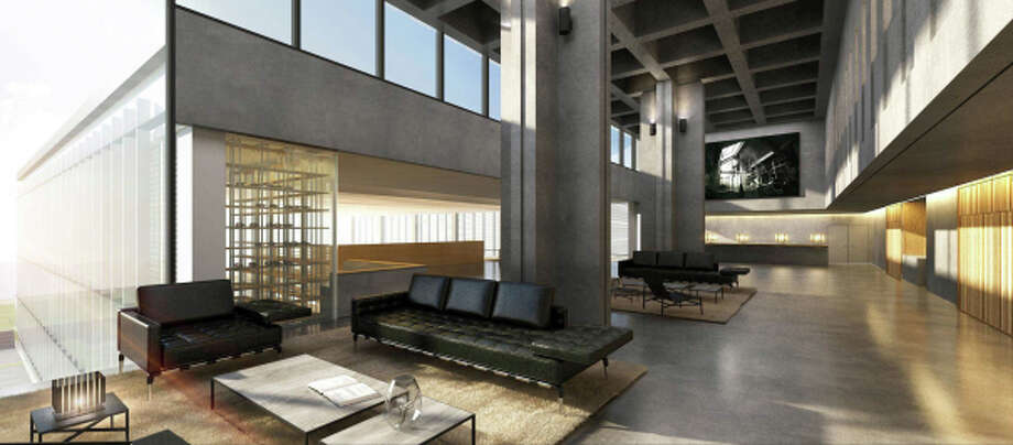 The new 370-room Nest Hotel is an ultra-modern oasis amid the natural beauty of South Korea's rustic Yeongjongdo, an island near Incheon. Photo: Design Hotels / ONLINE_YES