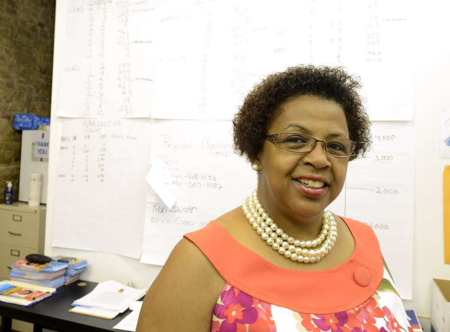 Albany Common Council President Carolyn McLaughlin was chosen Monday night to lead the Albany Democrats. (File photo)