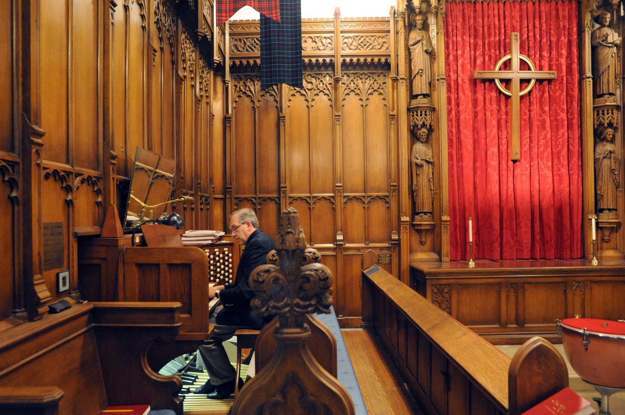 Thomas organ company pension - Retired Heart Surgeon Gives New Life To Historic Church Organ In Albany Times Union