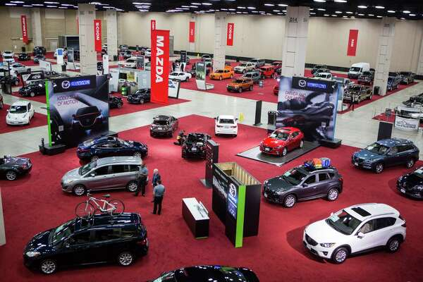Restored hot rods, foreign muscle cars and luxury vehicles are among the 300 different vehicles by more than two dozen manufacturers at the 2014 San Antonio Auto & Truck Show at the Convention Center.