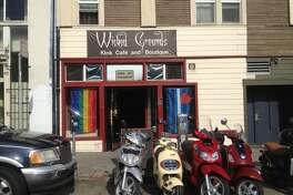 Wicked Grounds (289 8th St, San Francisco)  San Francisco's only kink cafe, this SoMa space is is a welcoming space, no matter whether you're wearing latex or cotton-poly blends.