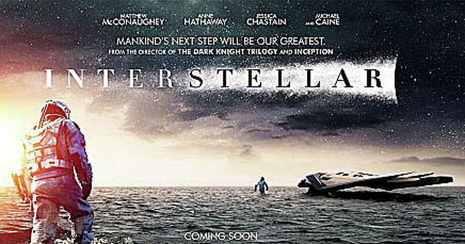 "The new sci-fi adventure film, ""Interstellar,"" is playing in area theaters. Photo: Contributed Photo / Westport News"