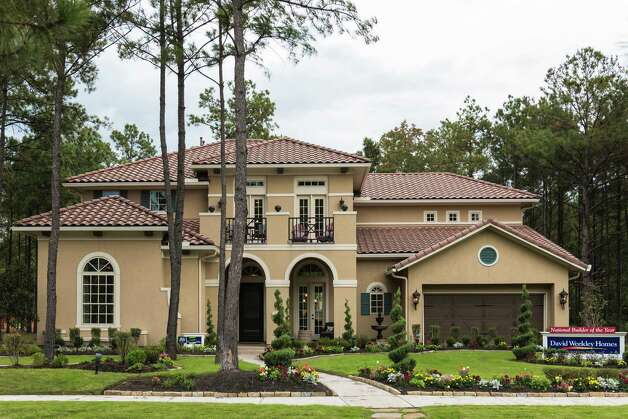 New home activity booming in The Woodlands neighborhood