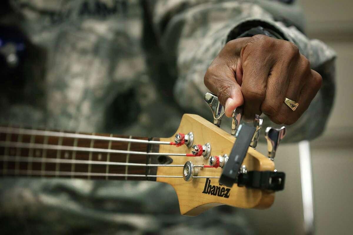 Healing Wounded Warriors Through Music Expressnews
