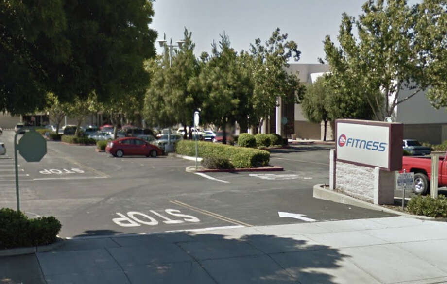A man was shot and killed Thursday in the parking lot outside a 24 hour fitness in Antioch. Photo: Google Maps