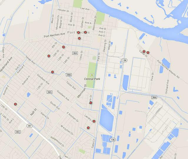 Google maps sex offender 16, Henk