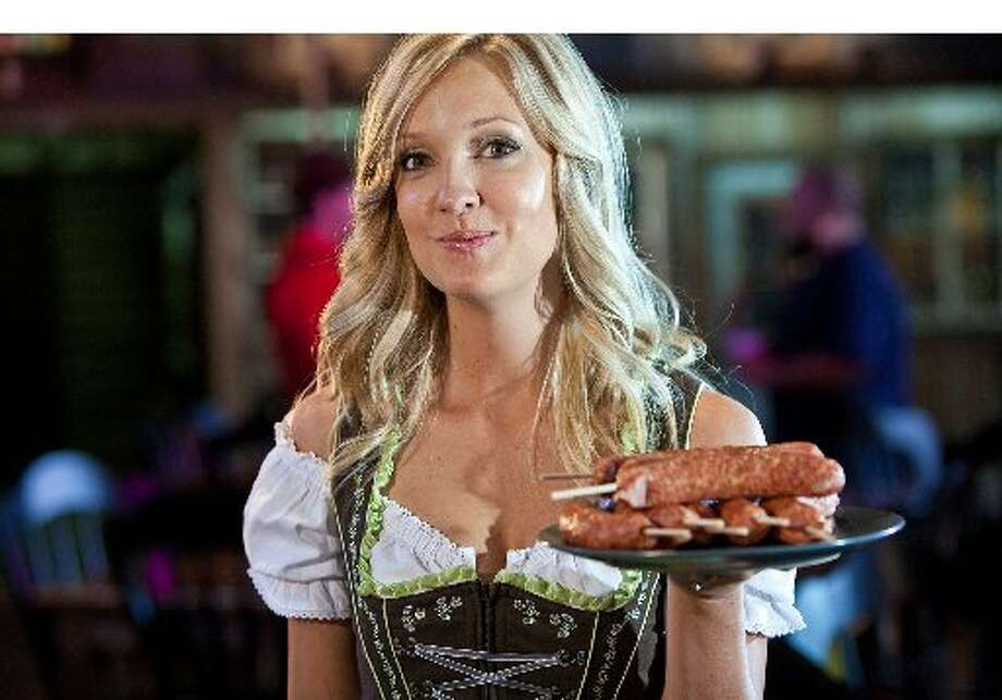 FILE PHOTO: The annual celebration of German culture features a big selection of German foods and music. Click through the gallery for scenes from year's past Photo: Express-News File Photo