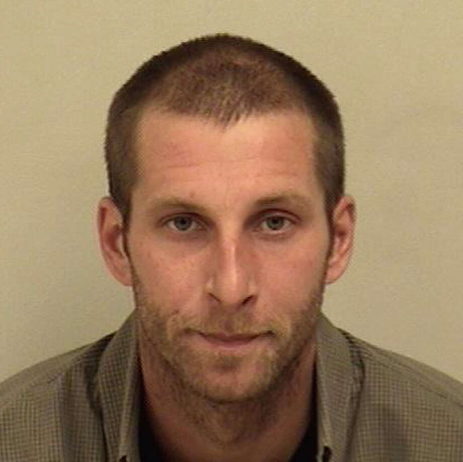 Frank A. Burnett, 30, of Mansfield, has been charged with the theft of cash and checks from a wedding reception Oct. 11 at the Inn at Longshore. Police say he posed as a wedding guest and made off with gift envelopes, intended for the newlyweds. Photo: Westport News/Contributed Photo / Westport News