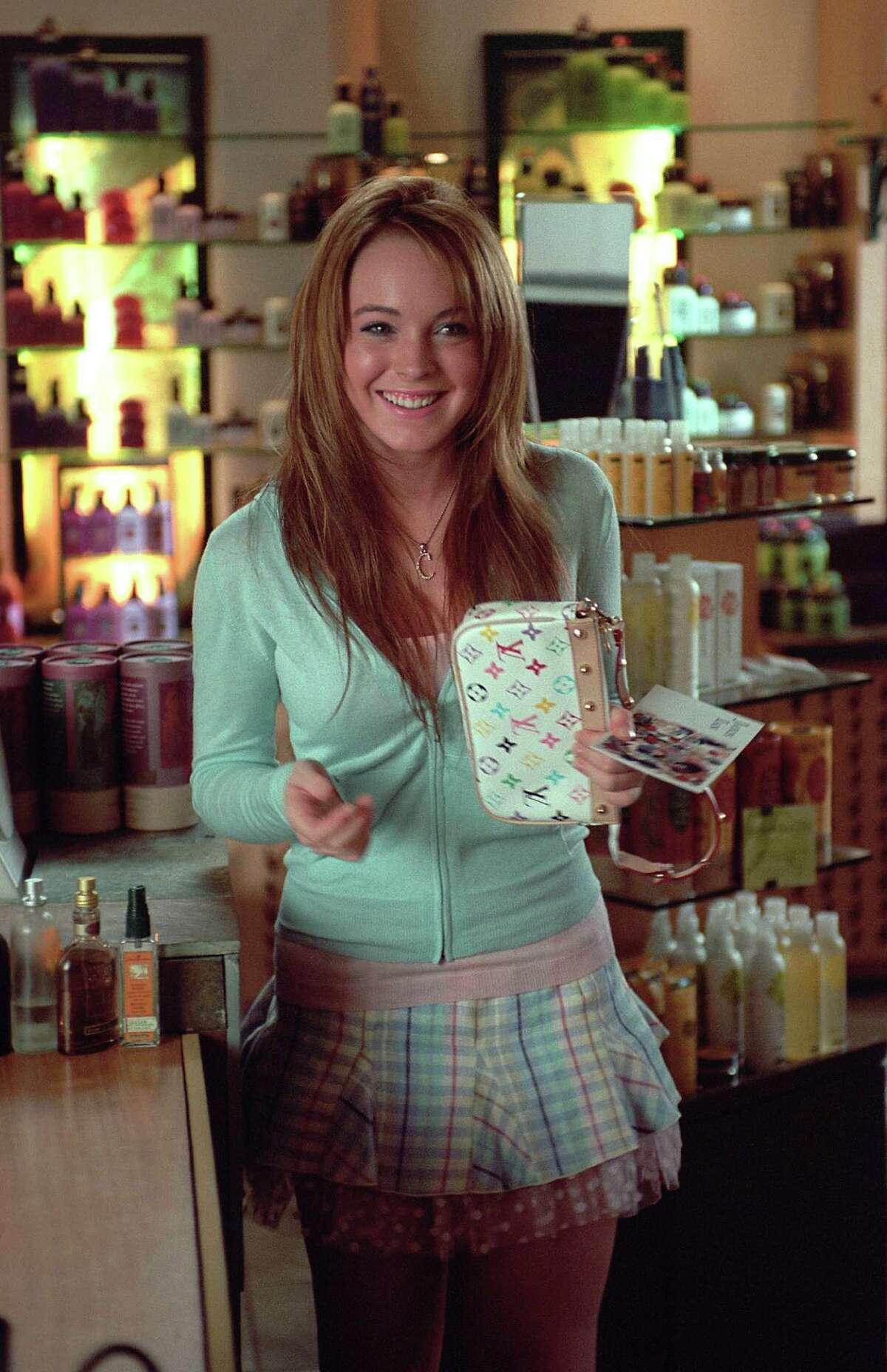 Lindsay Lohan as Cady in