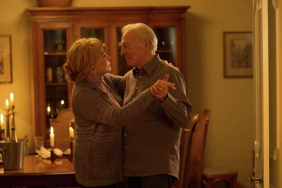 """Shirley MacLaine and Christopher Plummer star in """"Elsa & Fred."""""""