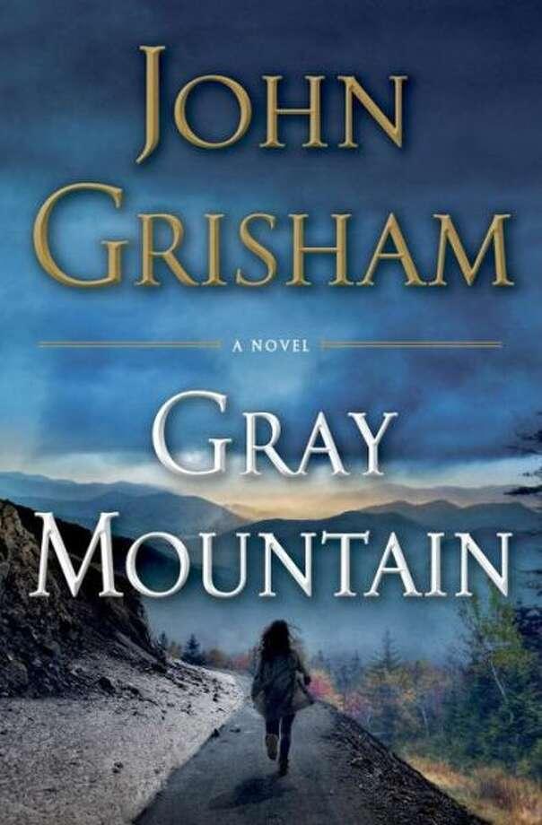 Gray Mountain by John Grisham Photo: Xx