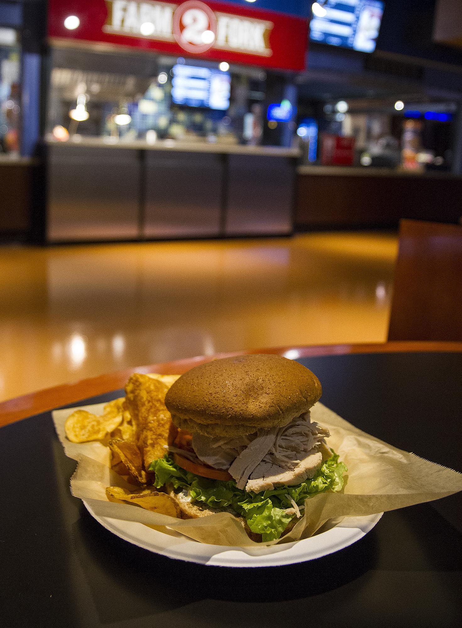 9 Turkey Burgers To Gobble San Antonio Express News