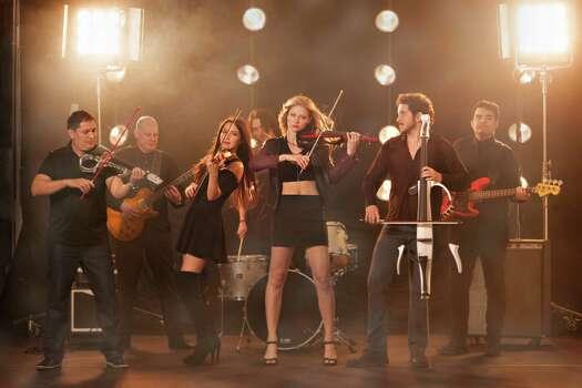 Flashing Lights String Quartet : Memorial City Mall lights up the holidays on Saturday - Houston Chronicle