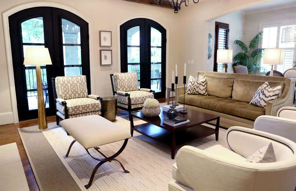 Houston Couples Braes Heights Home Feels Roomier After Redesign
