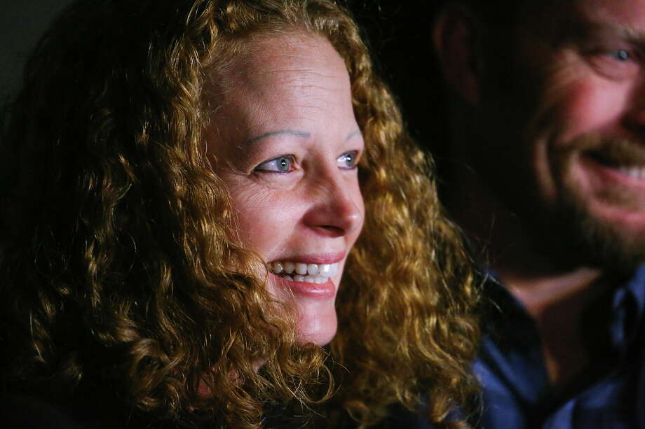 Nurse Kaci Hickox objected to enforced restrictions on her movement because she had no Ebola symptons. Photo: Associated Press / Portland Press Herald