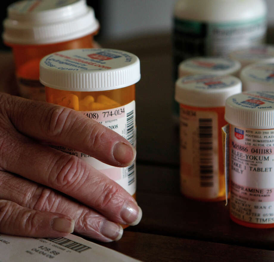 Americans take 80 percent of the painkillers used in the world, though only 28 per cent of respondents in a recent survey said drugs completely kill their pain. Photo: Thomas Levinson / The Chronicle / SFC
