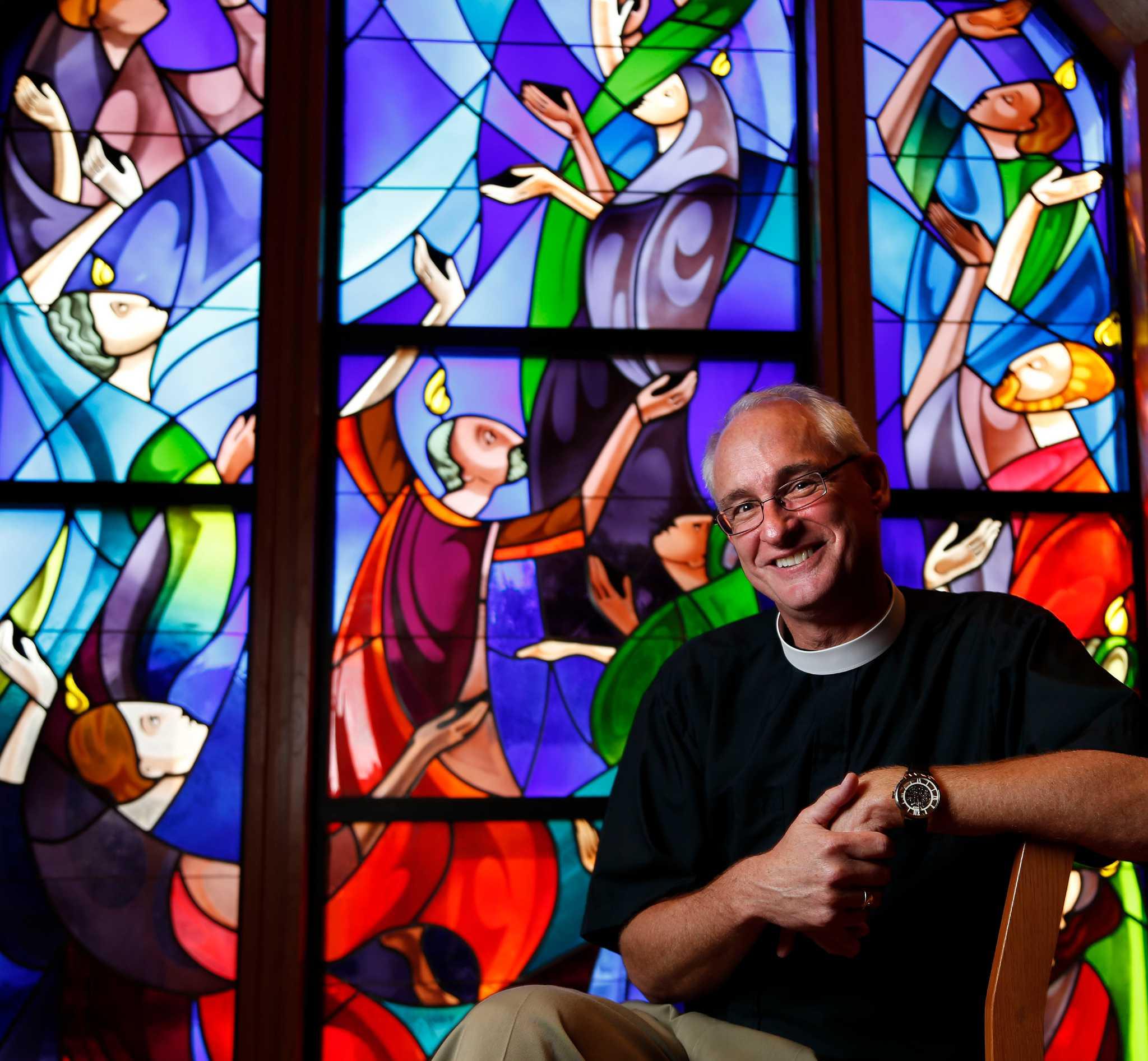 Onetime Atheist Taking Helm Of Houston S St John The
