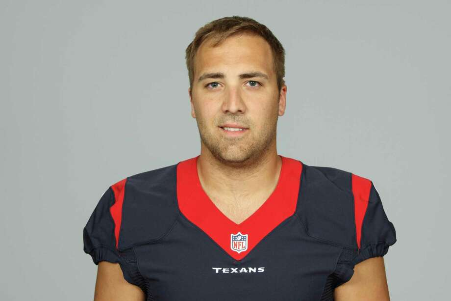 Tom Savage  Houston Texans    2014 NFL photo  This is a 2014 photo of Tom Savage of the Houston Texans NFL football team. This image reflects the Houston Texans active roster as of Friday, June 20, 2014 when this image was taken. (AP Photo) Photo: NA, FRE / ONLINE_YES