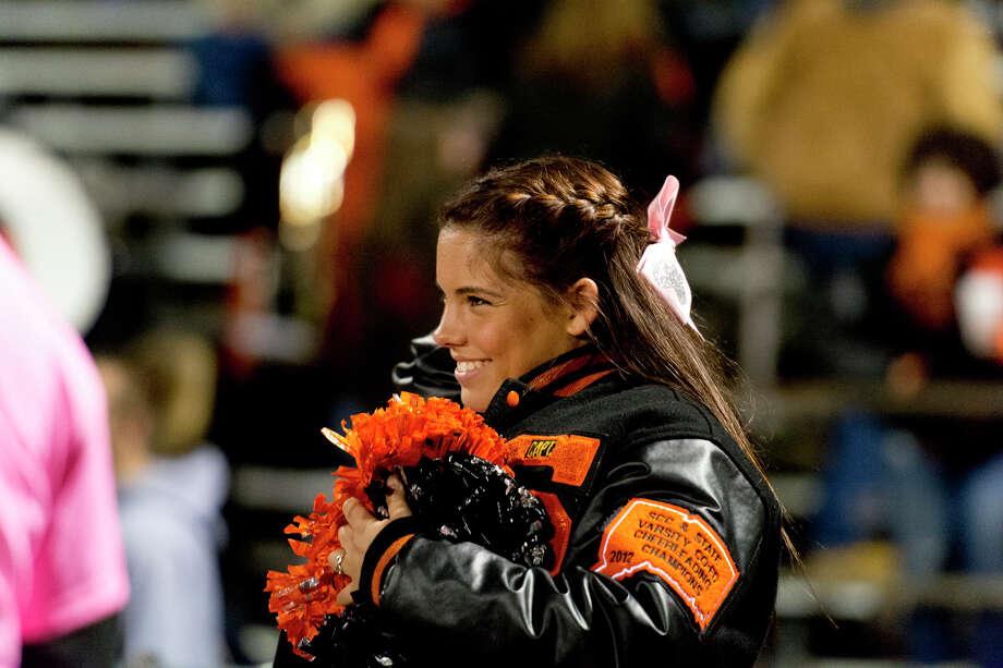 Shelton High School football hosts Xavier High School on Friday, Nov. 7, 2014. Photo: Amy Mortensen / Connecticut Post Freelance