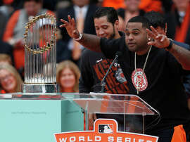 Free-agent third baseman Pablo Sandoval has said he wants to stay with the Giants, but ultimately money may do the talking when he chooses where to sign this winter.