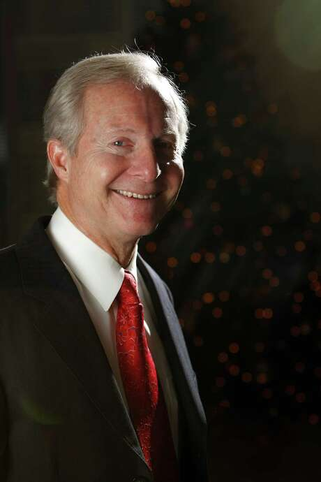 EnerVest CEO John Walker is photographed Monday, Dec. 17, 2007, in Houston.  EnerVest is an oil and gas asset management company.  This photo accompanies a Kristen Hays business story. ( Kevin Fujii / Chronicle ) Photo: Kevin Fujii, Staff / Houston Chronicle