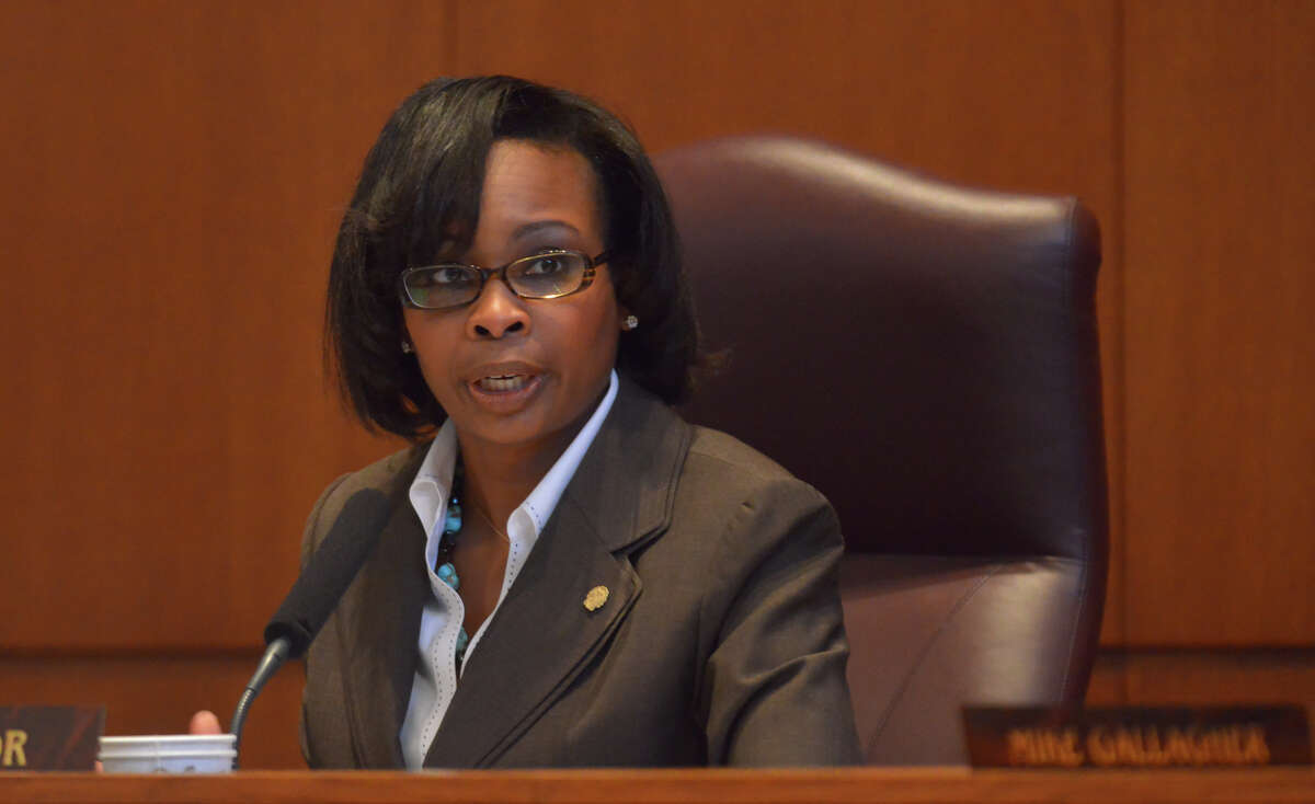 Former District 2 Councilwoman Ivy Taylor became San Antonio's first African-American female mayor when she was appointed by the City Council after Julián Castro's departure from the office in July 2014.