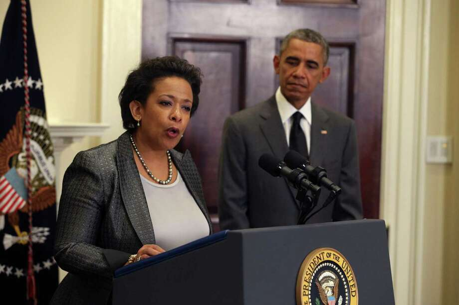 """1. Federal law protects transgender students. A letter from the Departments of Justice and Education was issued to educators on Friday, May 13, laying out guidelines on how the Obama administration interprets the federal law that allows transgender students to choose bathrooms that match their gender identity. Under the guidance, schools have been told that they must treat transgender students according to their chosen gender identity as soon as a parent or guardian notifies the district that that identity """"differs from previous representations or records."""" Photo: DOUG MILLS, New York Times / NYTNS"""