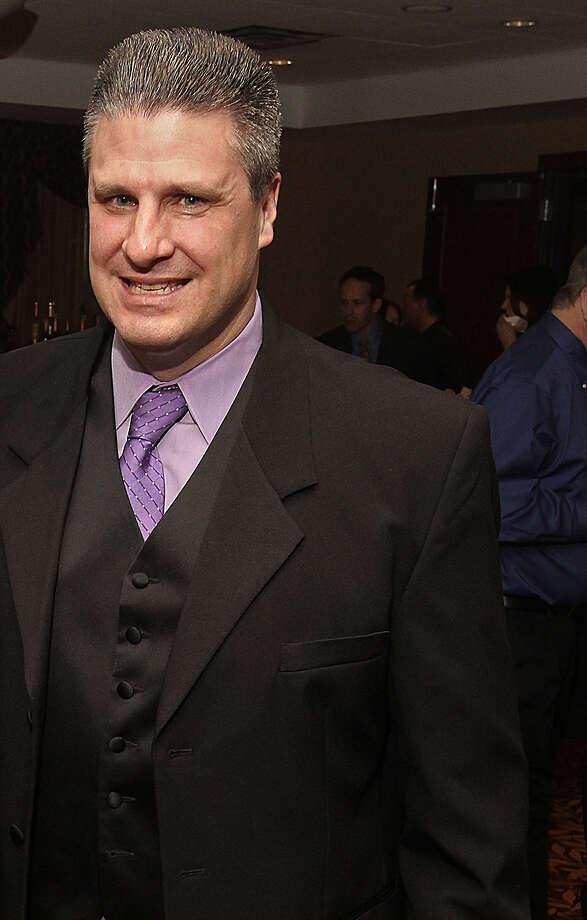 Niskayuna High School principal and sports agent John Rickert. (Photo by Joe Putrock/Special to the Times Union) ORG XMIT: MER2014020320582551 Photo: Joe Putrock / (c) Joe Putrock 2014