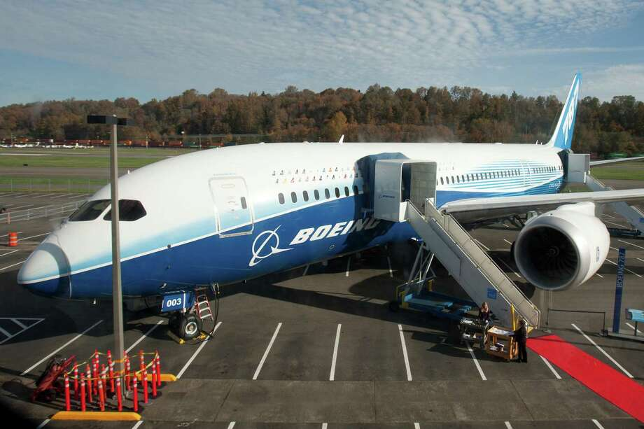 Seattle's Museum of Flight opened its newest addition, the Boeing 787 Dreamliner, to the public on Nov. 8, 2014. Photo: ANNA ERICKSON, SEATTLEPI.COM / SEATTLEPI.COM