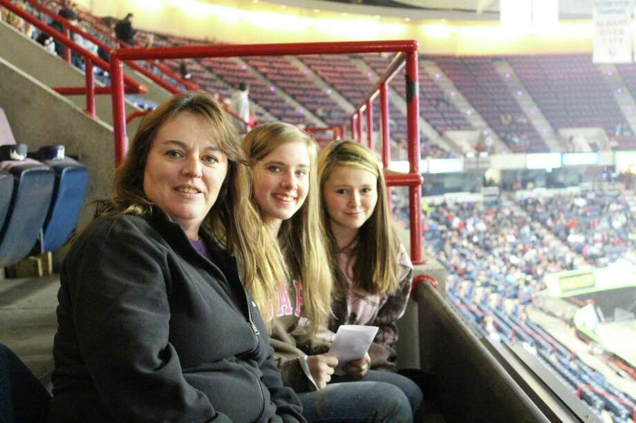 Were you Seen at the Kicker ArenaCross event at the Times Union Center on Saturday, Nov. 8, 2014? Photo: Caitlin Walsh