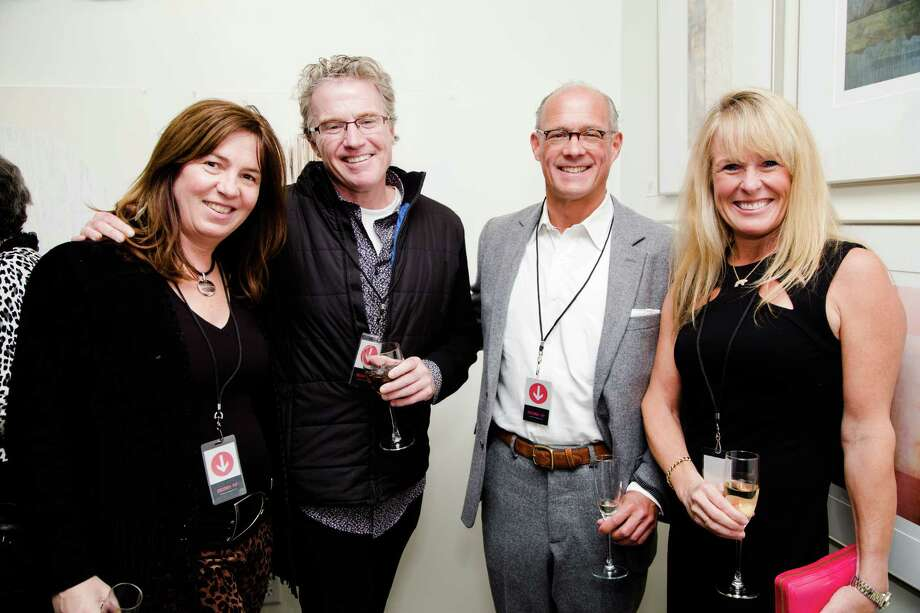 Encore 2014, the Fairfield Theater Company gala, was held on November 9.  Caravan of Thieves performed and the founders of The Talking Heads and Tom Tom Club were honored.  Were you SEEN? Photo: Catherine Conroy Halstead