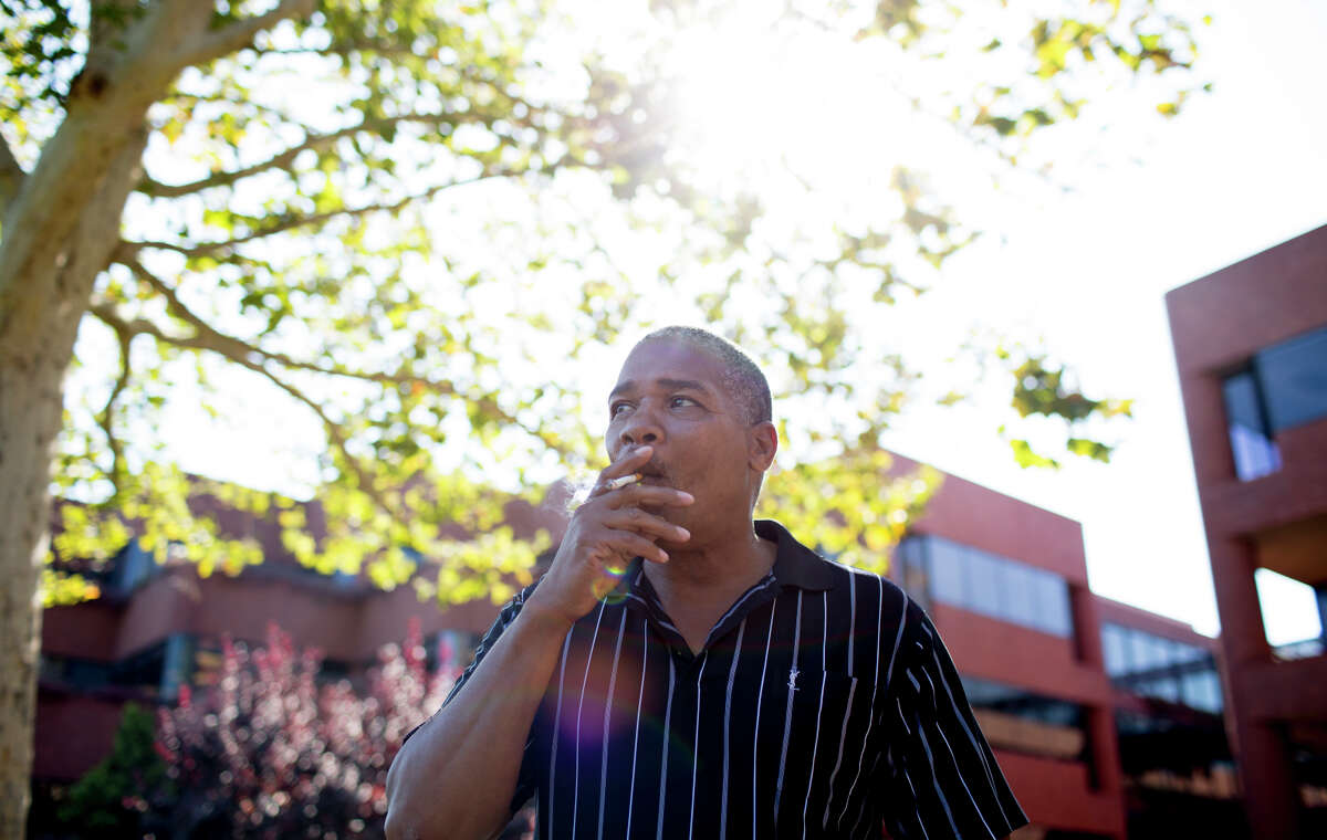 Ex-inmate Eddie Griffin, whose third strike was for drug possession, was freed under 2012's Proposition 36.