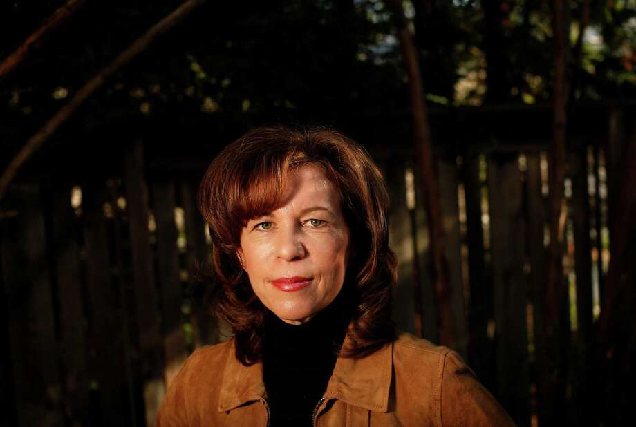 Amy Trask served with the Raiders for 25 years and was the franchise's CEO before leaving in 2013. Photo: Sarah Rice / Sarah Rice / Special To The Chronicle / ONLINE_YES