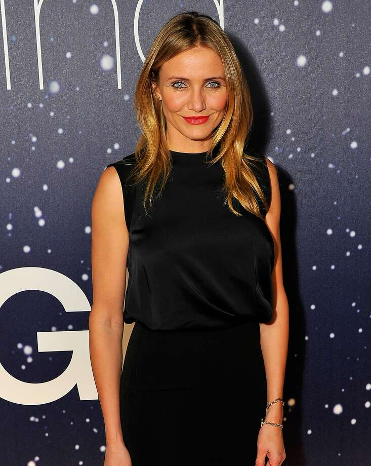Actress Cameron Diaz attends the Breakthrough Prize Awards Ceremony Hosted By Seth MacFarlane at NASA Ames Research Center on November 9, 2014 in Mountain View, California. The prizes, honoring the world's top scientists and mathematicians, are in their second year after being started by Mark Zuckerberg, Sergey Brin and others. Photo: Steve Jennings, Getty Images For Breakthrough Pr