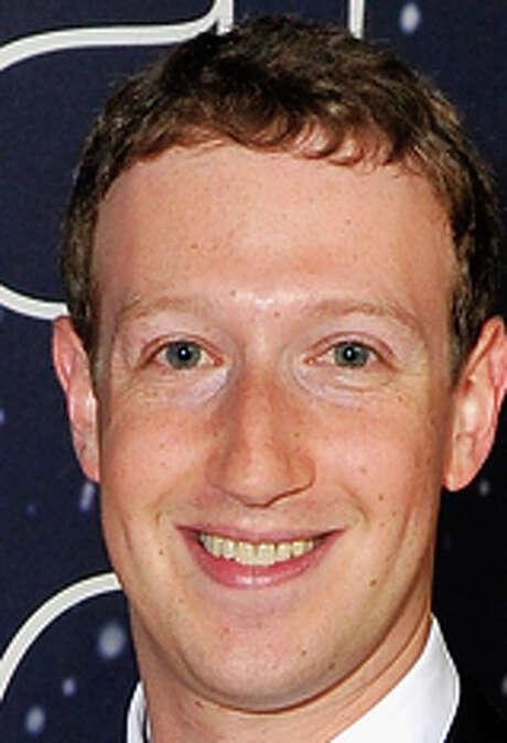 Mark Zuckerberg Photo: Steve Jennings / Getty Images For Breakthrough Pr / 2014 Getty Images