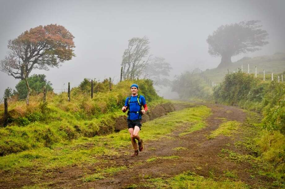 American Ty Stevens placed third overall at The Coastal Challenge, a 200-kilometer adventure race through the Costa Rican mountainous regions and rugged coastline. Photo Credit: Greg Dawson ---------- Photo: Contributed Photo / Connecticut Post Contributed