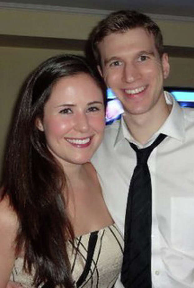Rachel Martin and Ethan Feldman Photo: Contributed Photo / Stamford Advocate Contributed photo