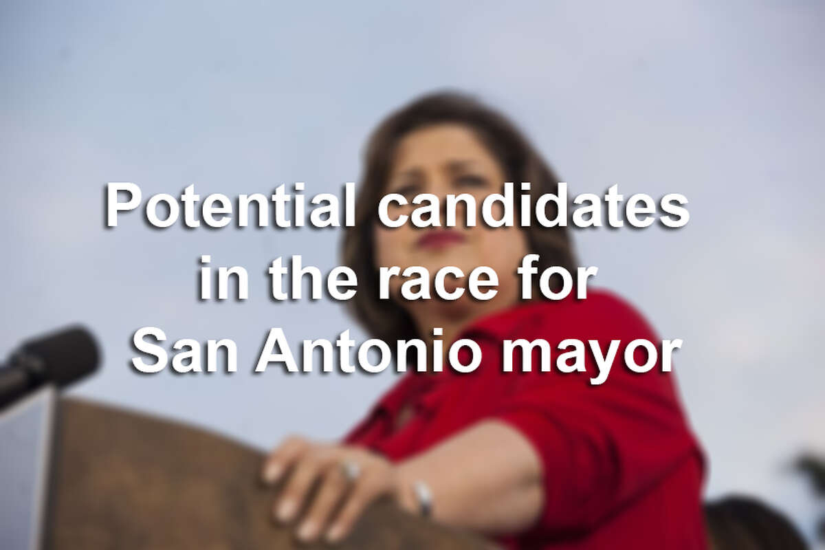 The 2015 San Antonio mayoral race is expected to attract multiple candidates. Click through the slideshow to see who has announced and who is considering a run.