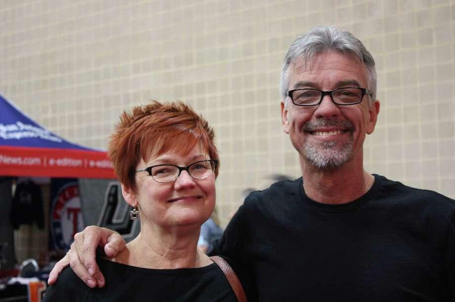 Car lovers attend the San Antonio International Auto & Truck Show on Sunday, Nov. 9, 2014. Photo: MySPY