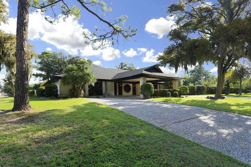 8103 Glencrest Street Mid Century Modern With A