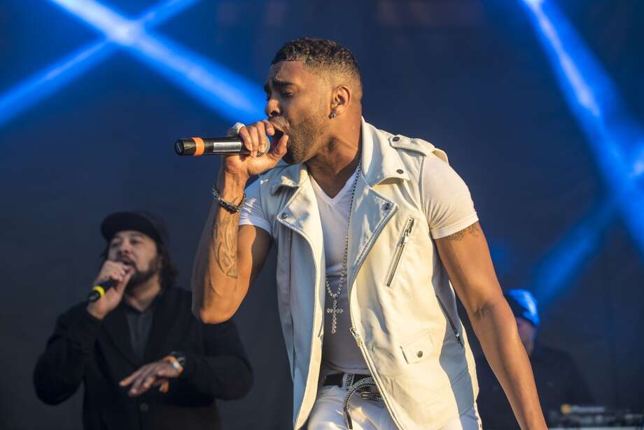 Ginuwine performs in concert during Day 1 of Fun Fun Fun Fest at Auditorium Shores on  on November 7, 2014 in Austin, Texas. Photo: Merrick Ales/FilmMagic/Getty Images
