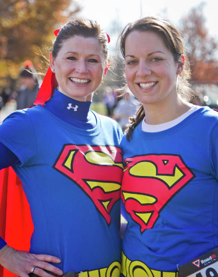 Were you Seen at the Starlight Children's Foundation Superhero Sprint, a 5k fun run/walk to benefit seriously and chronically ill children in the Capital Region, held at the University at Albany on Saturday, Nov. 8, 2014? Photo: Jason Agyekum/William LeBlanc
