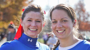 Were you Seen at the Starlight Children's Foundation Superhero Sprint, a 5k fun run/walk to benefit seriously and chronically ill children in the Capital Region, held at the University at Albany on Saturday, Nov. 8, 2014?