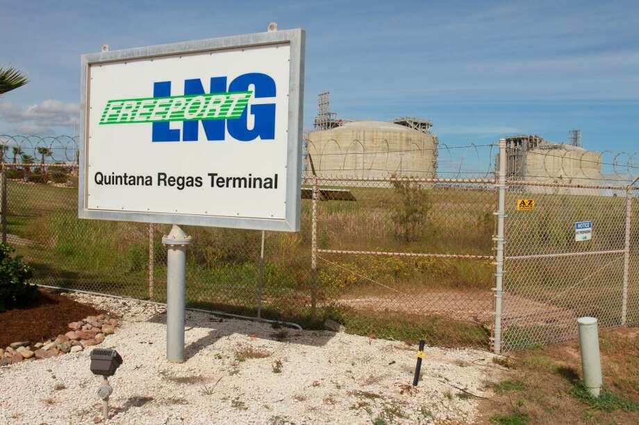 French oil major Total has completed its $800 million deal to buy Toshiba's stake in the Freeport LNG export terminal just southwest of Houston.  Photo: For The Chronicle