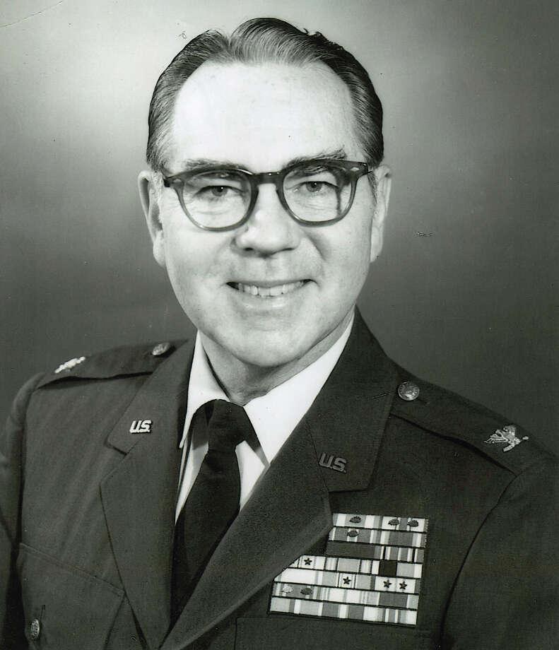 Col. Colin Burlingame Photo: Courtesy
