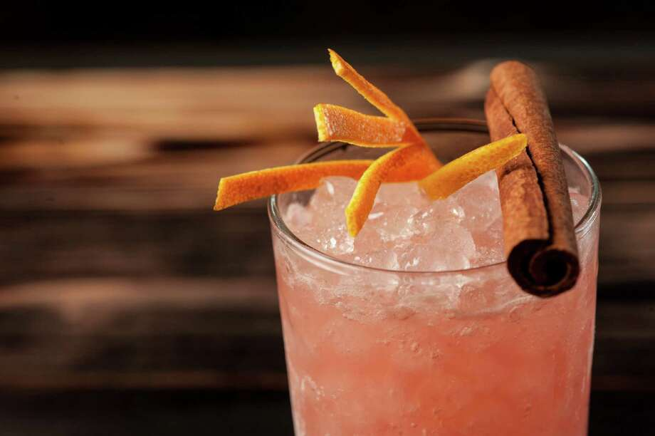 Whiskey Kisses is part of the fall menu at the Brooklynite. Photo: Courtesy: Brooklynite