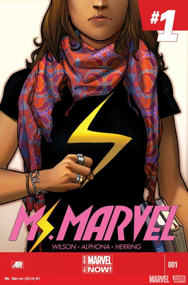 Ms. Marvel Photo: Marvel / ONLINE_YES